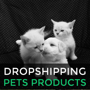 Dropshipping pets products