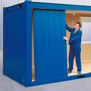 Containers & Pre-Fab Buildings