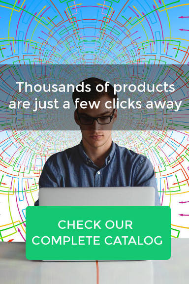 Thousands of products are just a few clicks away