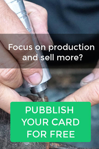 Focus on production and sell more?